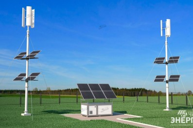 Альтернативные источники энергоснабжения
