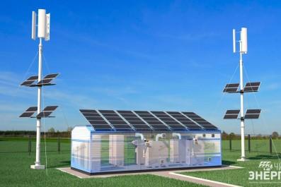 Гибридные блочно-комплектные энергосооружения БКЭС